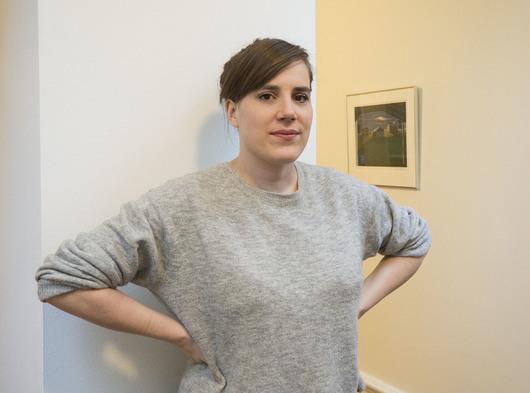 Venla Odenbalk. Foto: Karin Skoglund